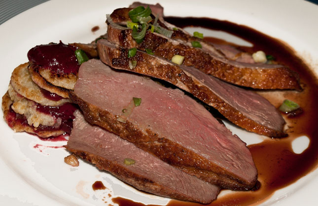 Long Island Breast of Duck...