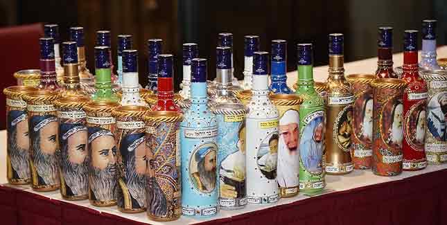 Rabbi Shimon Bar Yochai, Rabbi Meir Ba'al Haness, various members of the Abuhatzera family and more...