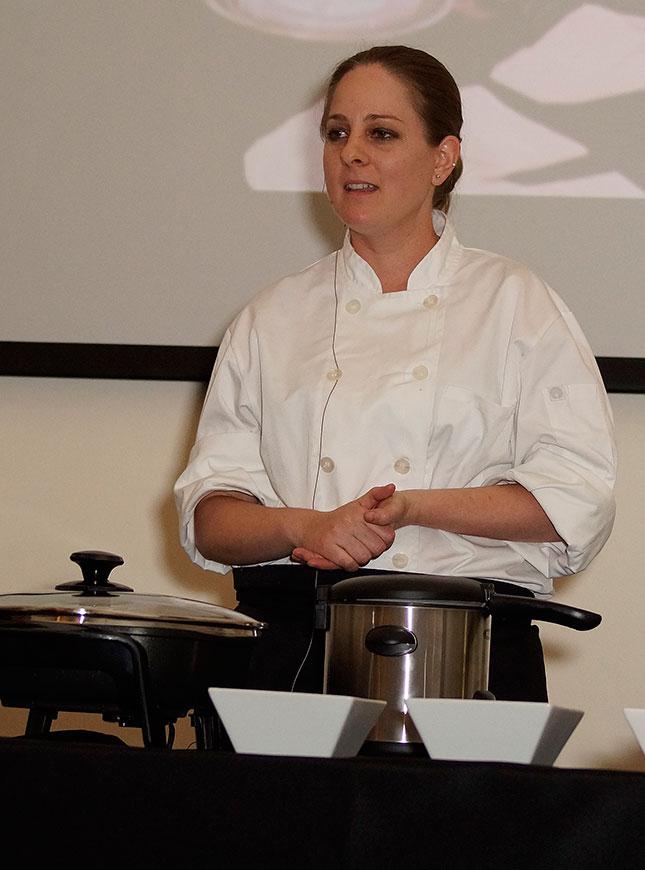 Chef Sara Black